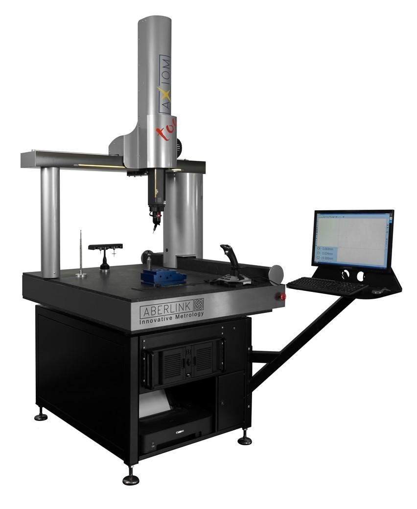 Axiom Coordinate Measuring Machine
